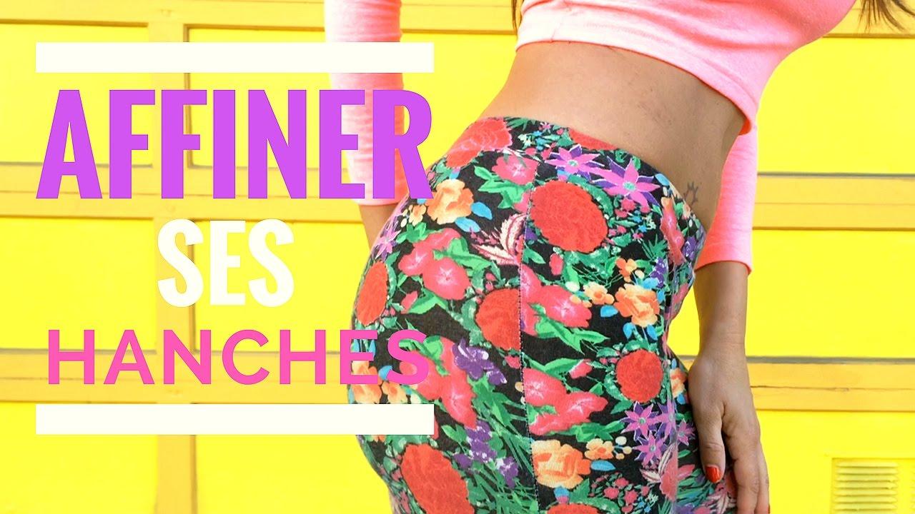 Exercices pour Affiner ses Hanches | Perdre la graisse ...