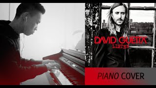 David Guetta ft. John Legend - Listen (piano cover by Ducci, lyrics)