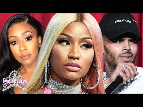 Nicki Minaj doesn't want to tour with Chris Brown! | Yung Miami is pregnant Mp3