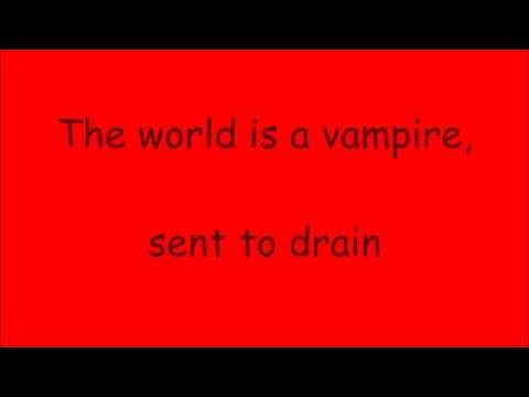 Bullet With Butterfly Wings - Smashing Pumpkins (Lyrics)
