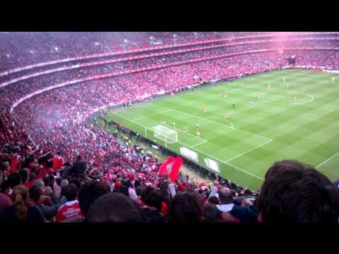 Benfica 2 0 Olhanense LIVE