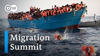European Union discusses new policies for migrant arrivals | DW News