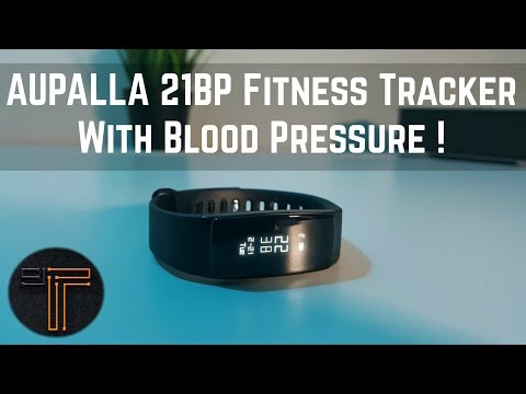 AUPALLA 21BP Review - Best Budget Fitness Tracker ?