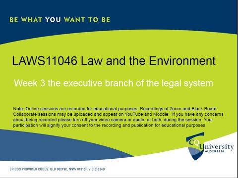 LAWS11046_3 Law and the Environment
