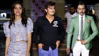 Chunky Pandey & Ananya Pandey CUTE Father Daughter Moments On Movie Masti With Maniesh Paul