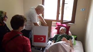 Düzce Merkez'de 40 Kişinin Sandığı Evine Geldi
