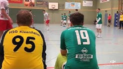 Handball Oberliga Hessen 2018/2019 // Löwen Babenhausen vs. HSG Kleenheim / Langöns