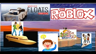 tips to survive a flood Apocalypse!!!!!!! (roblox whatever floats your boat)