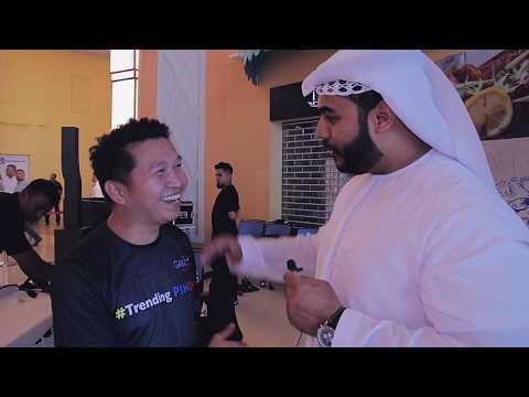 Soon Guinness World Record Boodle Fight in Dubai