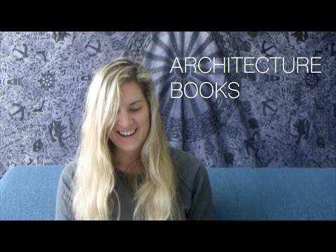 My Recommended Books for Architecture Students - Tips + Tricks