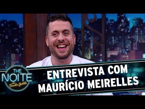 Entrevista com Maurício Meirelles   The Noite (03/11/17)