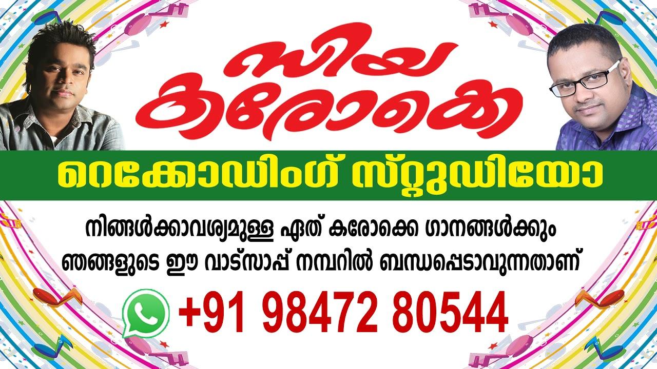 anupama sneha chaithanyame song karaoke