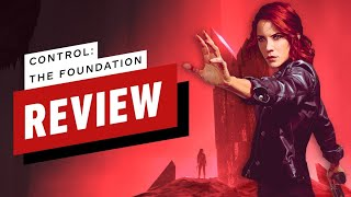 Control: The Foundation DLC Review (Video Game Video Review)