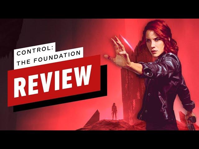 Control: The Foundation DLC Review