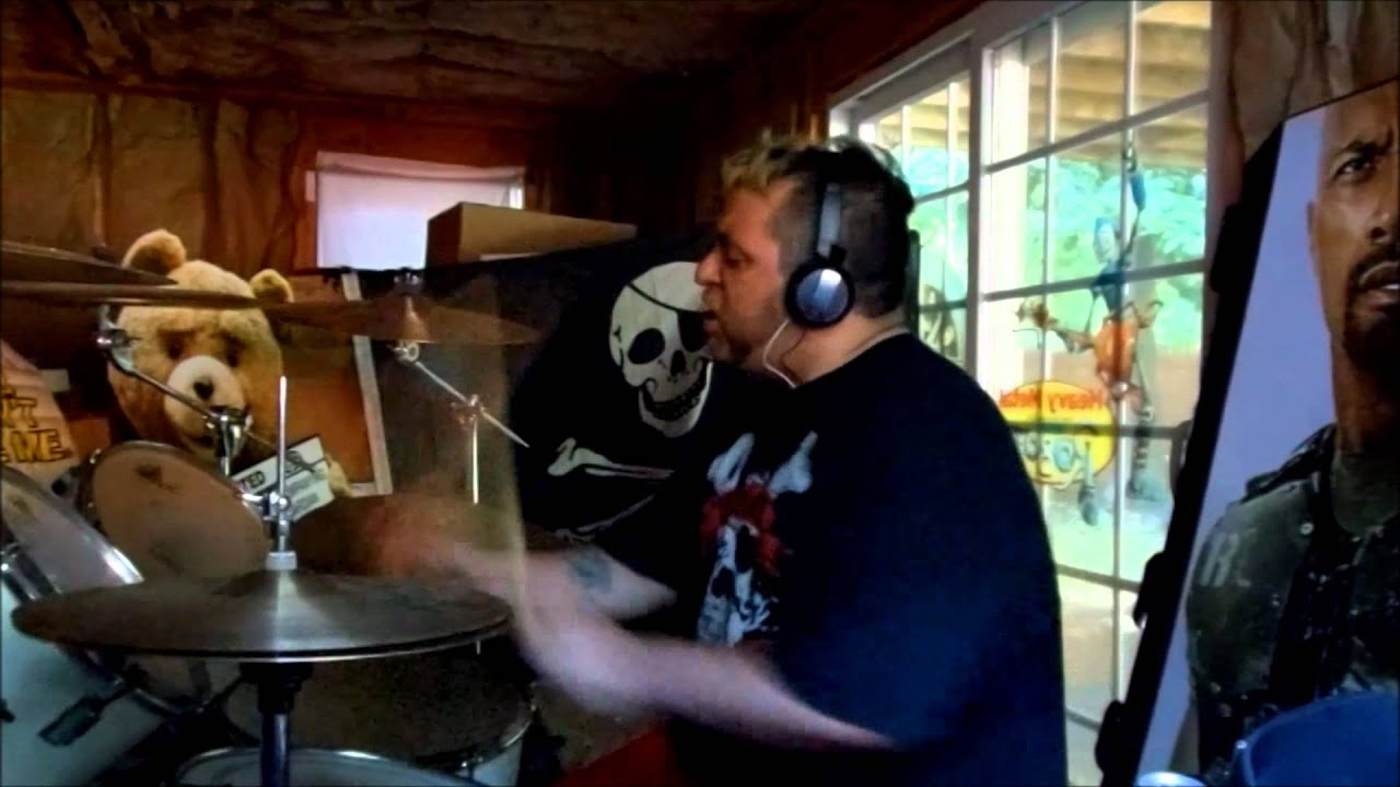 Platypus (I Hate You) - Green Day (Drum Cover) - YouTube
