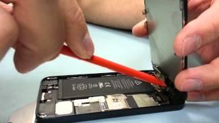iPhone 5 Screen Repair done In 3 Minutes