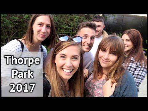 Thorpe Park Vlog 2017!!! | xameliax
