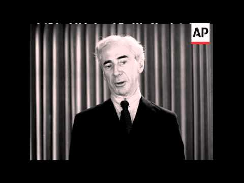 Interview With Bertrand Russell - SOUND - 1932
