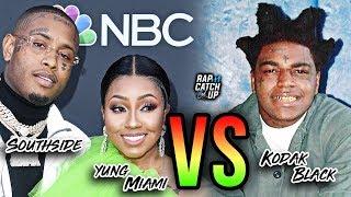 808 Mafia's Southside Responds to Kodak Black Mentioning him & Yung Miami in Prison Freestyle