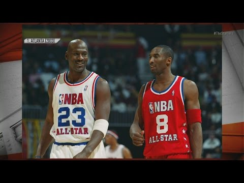 Top 10 All-Star Jerseys of All-Time - The Starters