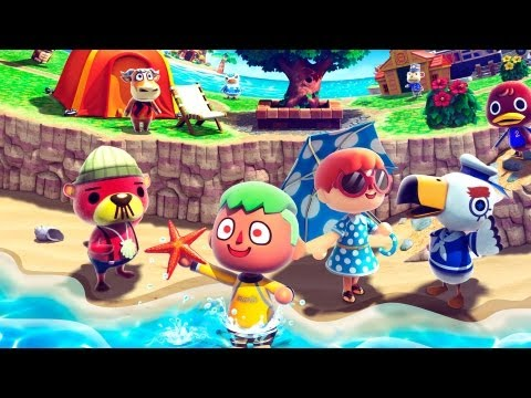 ANIMAL CROSSING: NEW LEAF | GUIDE TO TORTIMER ISLAND | GINX TV