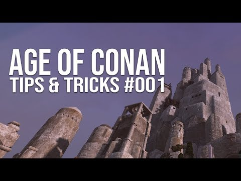 Age Of Conan Tips & Tricks #001 - Myths And Misconceptions