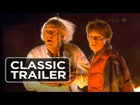 Back to the Future trailers