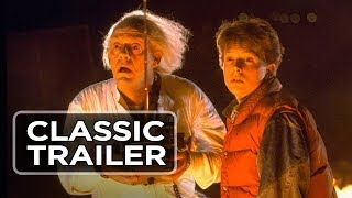 Back To The Future (1985) Theatrical Trailer - Michael J. Fox Movie HD