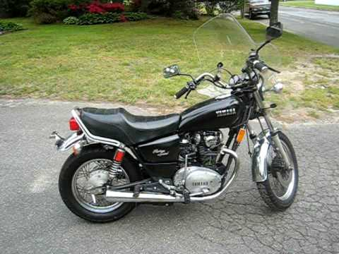 yamaha xs650 heritage special 1983 part 1 cold start youtube