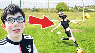 LE YOUTUBER @JulienBeats EST-IL FORT AU FOOT ???