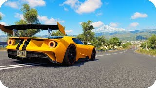 FORD GT VS FORD GT HORIZON EDITION!! FH3
