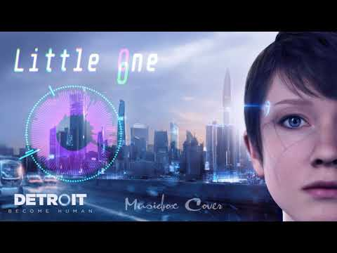 [Music box Cover] Detroit: Become Human OST - Little One