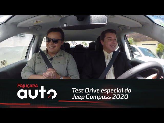Confira o Test Drive especial do Jeep Compass 2020