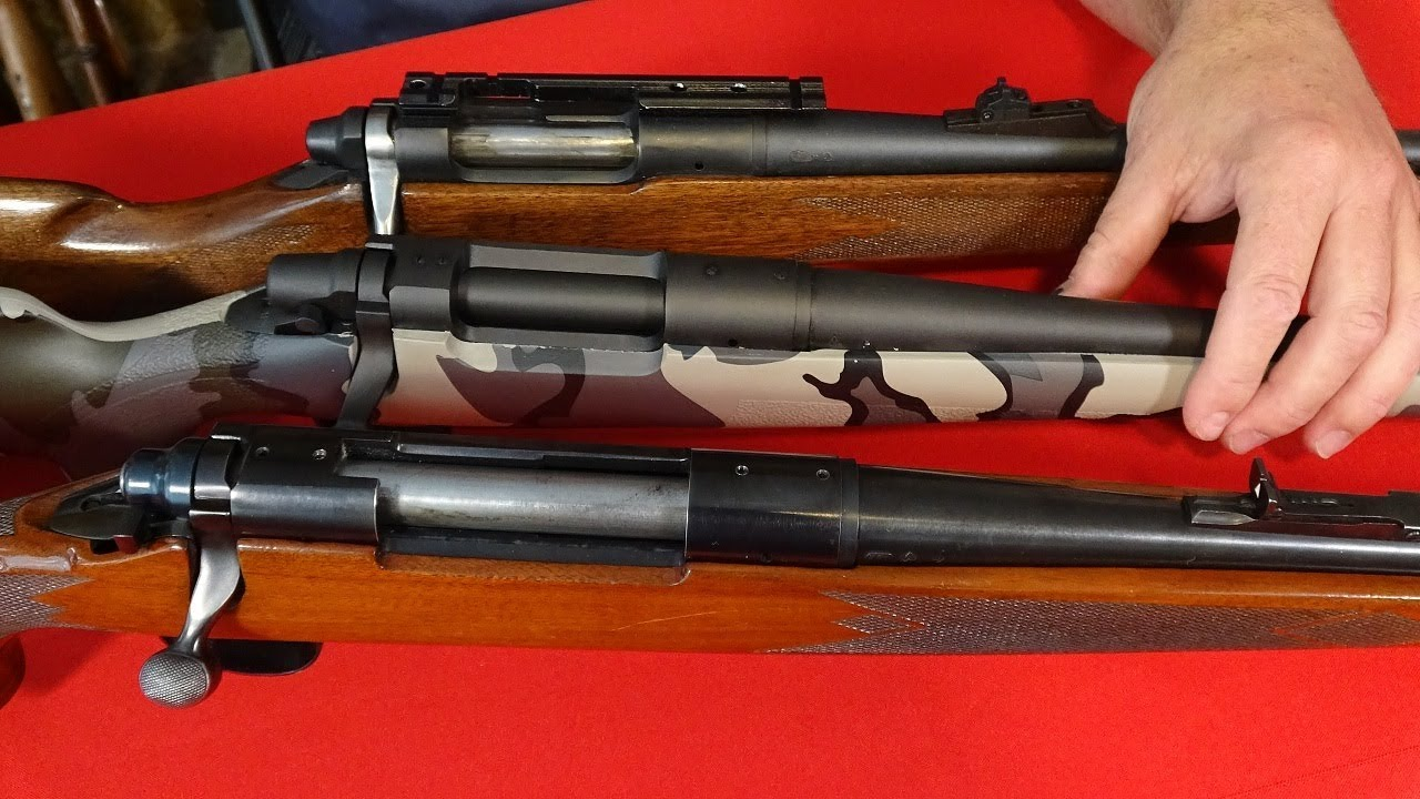 Remington 700 vs 7 vs 600