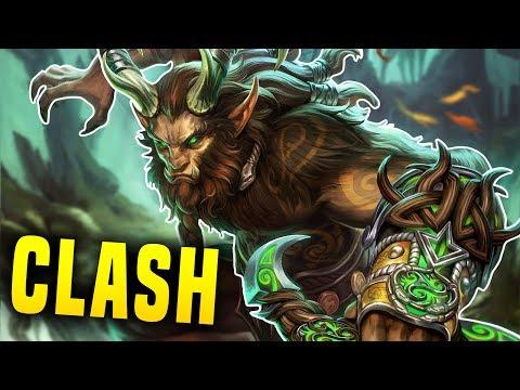 Full Attack Speed Cern!   Smite Cernunnos Gameplay & Build