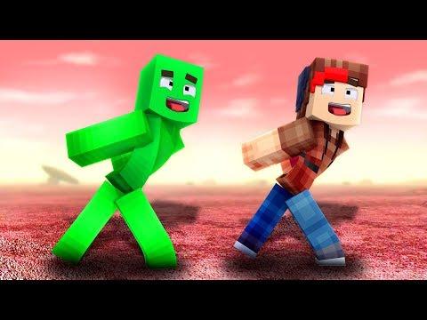 Minecraft DAME TU COSITA - HOW TO DO THE DAME TU COSITA DANCE IN MINECRAFT!