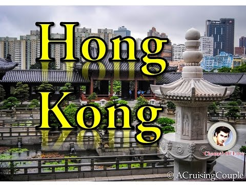 Traveling video in Hong Kong | Beautiful places travel world or earth #018