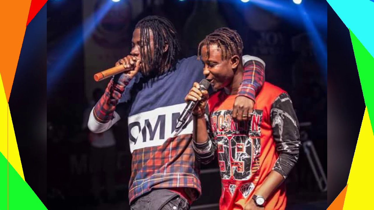 Image result for stonebwoy and kelvyn boy