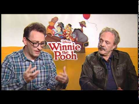 Winnie the Pooh - Exclusive: Jim Cummings and Tom Kenny Interview