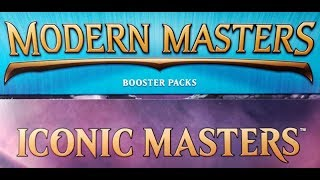 The Entire 7 Masters Series ~ Magic The Gathering ~ Part 1 Of 5