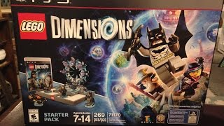 Video Unboxing and Building Lego Dimension PS3 download MP3, 3GP, MP4, WEBM, AVI, FLV Juli 2018