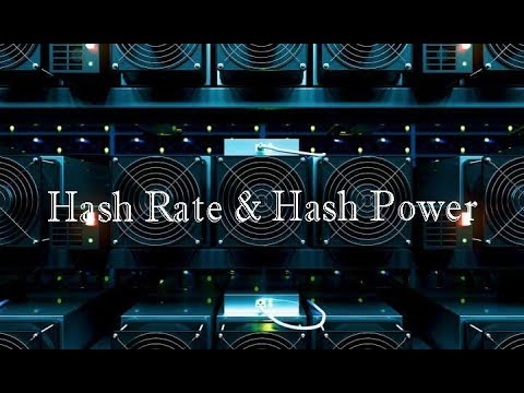 What Is Hash Rate And Hash Power In Crypto Mining