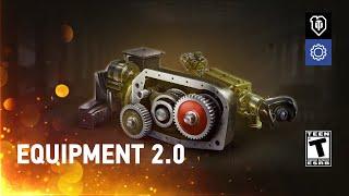 Developer Diaries Online: Equipment 2.0 [World of Tanks]