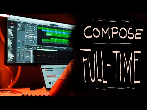 How To Be A GOOD Library Music Composer // Make Money Licensing Your Music