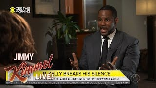 Jimmy Kimmel on R. Kelly