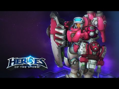 TENENTE RESGATE - Heroes of the Storm