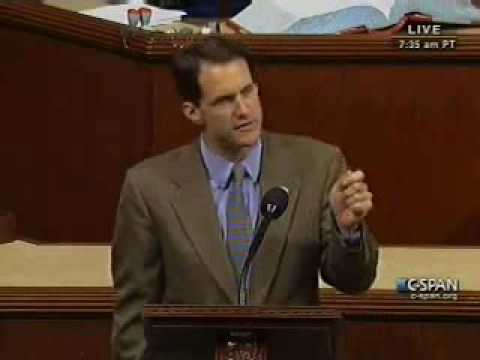 Himes Discusses Wall Street Reform and Consumer Protection Act