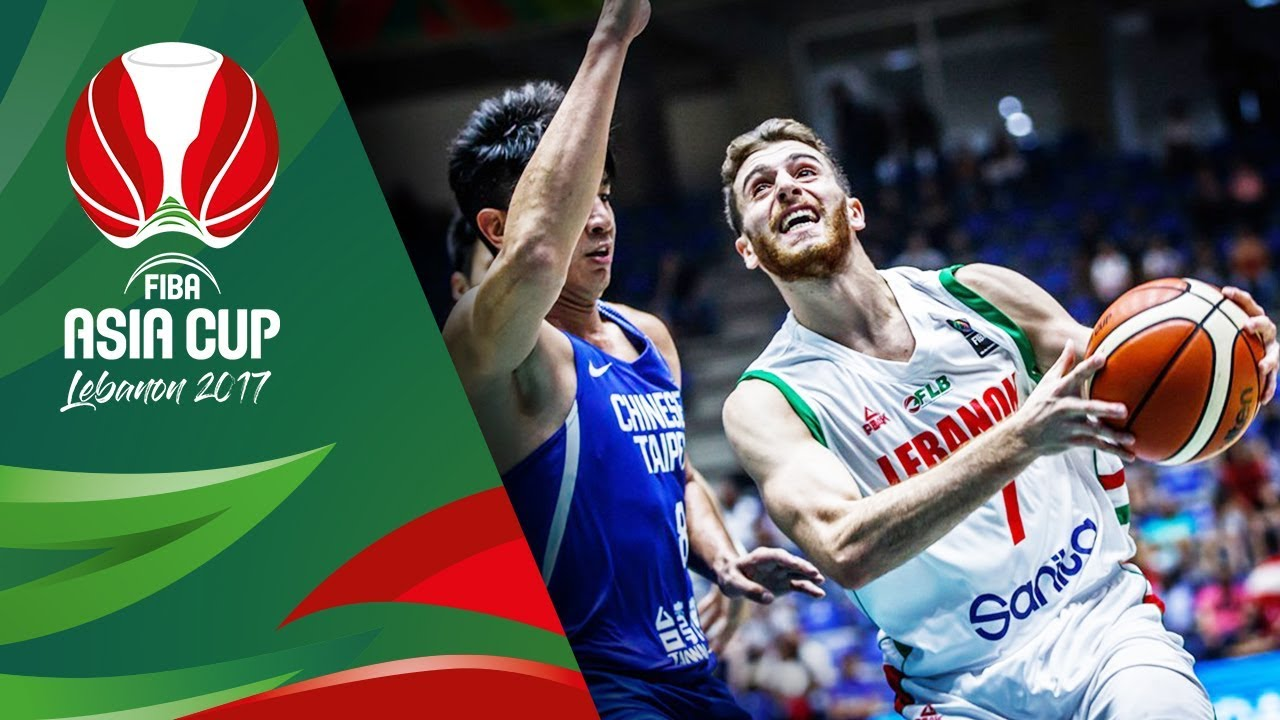Lebanon v Chinese Taipei - Full Game - QF-Qualifiers