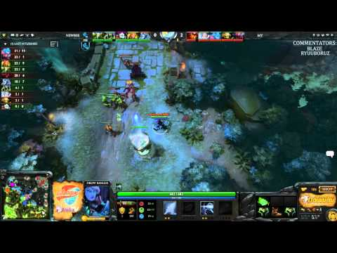 MY vs Newbee - I-League 3 - G2