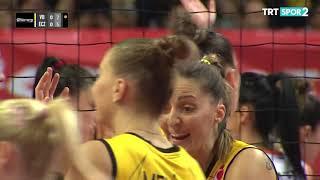 Spor Toto Şampiyonlar Kupası VakıfBank - Eczacıbaşı VitrA